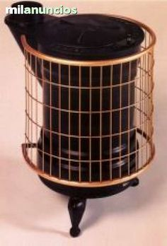 Estufa de hierro estufas hierro y estufa antigua - Estufa de hierro ...