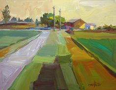 Expressive Acrylic Painting with Patti Mollica - Lesson 4, Italian Lands...