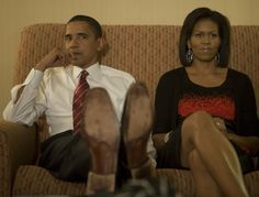 Election Night (2008) by Barack Obama, via Flickr