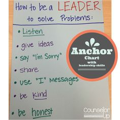 Teaching students to be leaders. Leadership Lessons for Elementary School.