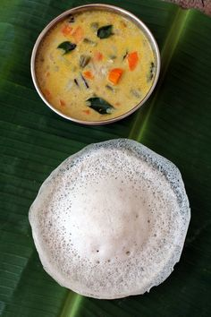 Vegetable Stew recipe is a healthy and quick to make dish among Kerala recipes.This vegetarian/vegan dish is served with Appam, Kerala style pancakes.