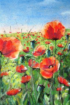 Poppies IV.