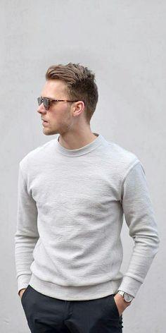 minimalist street style looks for men #minimal #street #style