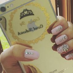 Segundo o maridão: Luxo define!  #unhas #bycarolrubenich #nails