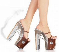 Amazing Gun Shoes In The World   FunGur. - Find 150+ Top Online Shoe Stores via http://AmericasMall.com/categories/shoes.html