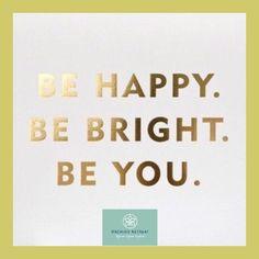 Be Happy. Be Bright. Be you. @katespadeNY Just BE today & enjoy! #dianasays #happyholidays