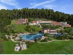 "Das ""neue"" Pfalzblick Wald Spa Resort - PFALZBLICK WALD SPA RESORT Das Hotel, Resort Spa, Golf Courses, Dolores Park, Wellness, Travel, Walking Paths, Break Room, Double Room"
