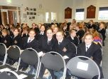 Girls in Year 6 attended the Annual Independent Primary Schools Heads of Australia Ecumenical service at Toowoomba Grammar Junior. The service focused on the theme of accepting difference. Girls joined with six other schools in a shared morning tea. This year's charity was the St Vincent's Hospital Children's ward.