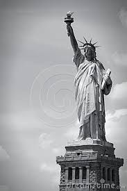 Resultado de imagem para estatua da liberdade retro