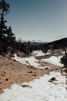 St Mary's Glacier | Colorado Hikes by Alicia D'Elia #destinationphotographer #coloradophotographer