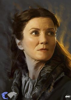 Catelyn Stark by Paganflow on DeviantArt