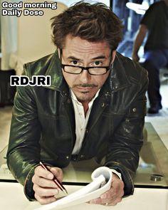 ✌️Good morning✌️ ✌️Buongiorno✌️  #RobertDowneyJrDailyDose ✌️  Passate dal nostro gruppo : https://www.facebook.com/groups/907125109438778/  Instagram : https://www.instagram.com/robert.downey.jr.italy/  -Stark-