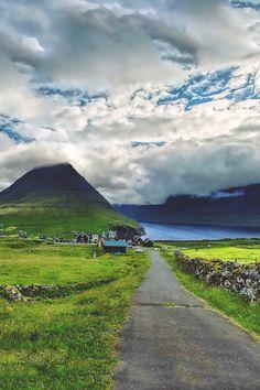 Viðareiði, Faroe Islands, within the Kingdom of Denmark ~~~~ Jóan Petur Olsen