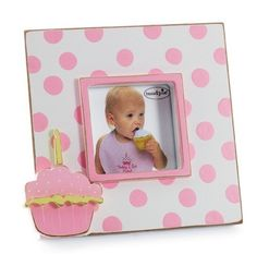 Mud-Pie 1st Birthday wooden picture frame. #969660 $19.99  SOLD OUT   www.lambertpaint.com
