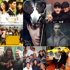 Movies Kris Wu has filmed   SOWK Mr Six Mermaid Never Gone Sweet Sixteen Journey to the West L.O.R.D xXx 3 Valerian