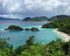 Trunk Bay, St. John • Instagram photos and videos