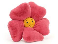 Petunia Flower, Paper Store, Jellycat, Pink Petals, Baby Store, Pansies, Pretty Flowers, Little Ones, Dinosaur Stuffed Animal