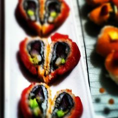Heart of Japan sushi roll