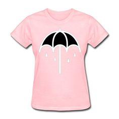$23Women's The Horizon That's The Spirit Bring Me The Horizon Umbrella T-shirt S