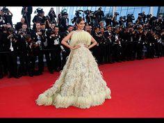 Cannes 2015 Sonam Kapoor (Quelle: EPA/GUILLAUME HORCAJUELO)