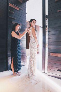 b103130242bb Love Bonito's Rachel Lim and Leonard Lee's Bali Wedding at Alila Villas  Uluwatu