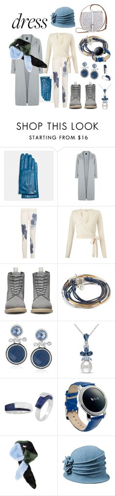 """""""Regular Winter Dayout"""" by daintychic ❤ liked on Polyvore featuring Coach, New Look, Tory Burch, Miss Selfridge, Dr. Martens, Lizzy James, Napier, Miadora, BillyTheTree and MyKronoz"""