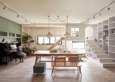 The Family Playground par HAO Design - Journal du Design