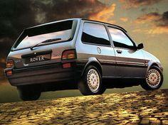 Rover 100-serie