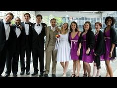 Surprise Wedding Reception