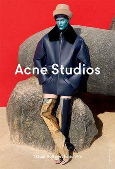 acne studios campaign - Google Search