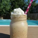 Skinny Vanilla Mocha Frappe - 43 calories, over 2 cups, can't wait to try!