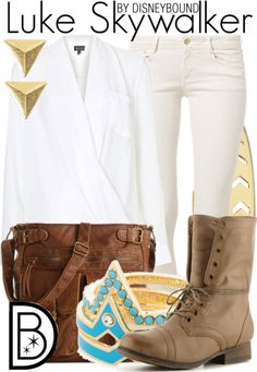 DisneyBound: Star Wars