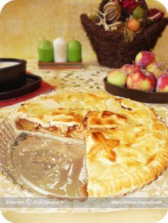 Catalina Bakes: Apple Pie