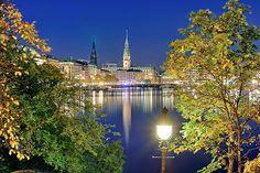 Hamburg - Alster