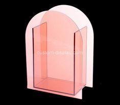 Custom pink acrylic vase, custom pink plexiglass vase Plexiglass Table, Pink Acrylics, Silk Screen Printing, Acrylic Box, Laser Engraving, Vase, Display, Mirror, Screen Printing Press