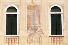 Stock Photo - Riviera del Brenta (Veneto, Italy) - Villa Soranzo (16th century) with frescos by Benedetto Caliari (1538-1598)