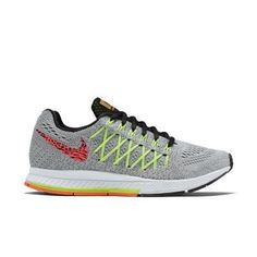 sports shoes 36c46 cfc36 Nike Womens Wmns Air Zoom Pegasus 32 PURE PLATINUMHYPER ORANGEVOLTBLACK 7 M  US -- Details