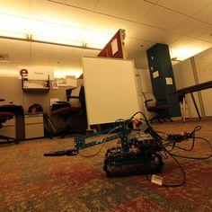 26 ready for its maiden voyage makeblock starter robot