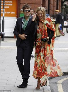 Kate Moss Shines in Summer Florals | KATE MOSS DAILY | Bloglovin'