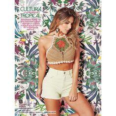 Chegou a tão esperada Revista Coleção Círculo Barroco Especial Moda. Desfrute do potencial do Barroco agora também na moda. Brasilidade é o tema da revista