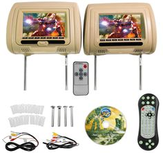 63 Best Headrest Dvd Monitors images   Dvd players, Monitor, Dads Rosen Headrest Monitor Wiring Diagram on rear view camera wiring diagram, 4 channel amplifier wiring diagram, cctv cameras wiring diagram, speakers wiring diagram, amp wiring diagram, sub woofers wiring diagram, home wiring diagram, dvd wiring diagram,