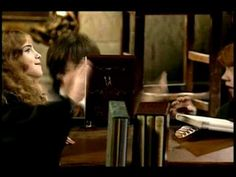 HP behind the scenes. I JUST REALLY LOVE HARRY POTTER.