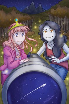 Adventure Time Marceline Gone Adrift 04