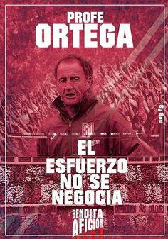 El gran profe Ortega!!