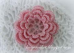 40 Free Flower Crochet Patterns - Daisy Cottage Designs