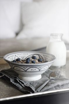 Scandinavian Simplicity - milk & honey