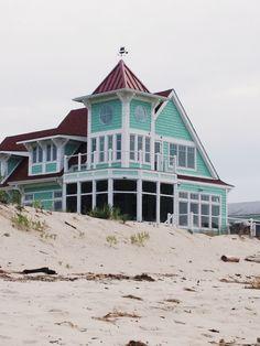 Tiffany Blue Beach House