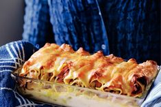Preicannelloni met ham - Recept - Allerhande