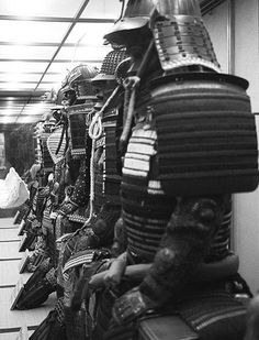 Japanese samurai gear