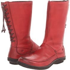 Born Zuki Rojo Leather - Zappos.com Free Shipping BOTH Ways